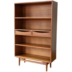 Jens Risom Bookcase with Drawers