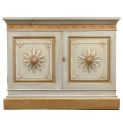 Painted Credenza by Edward Wormley for Dunbar