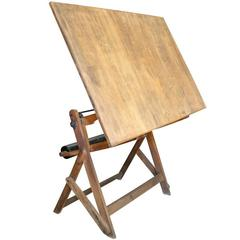 French Drafting Table, Architect's Table