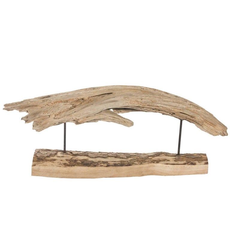Natural Driftwood Sculpture