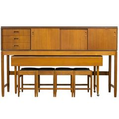 Mid century modern sideboards 1 354 for sale at 1stdibs for G plan dining room furniture sale
