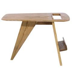 Jens Risom Magazine Table in Oak