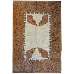 Incredible Early 20th Century Kirman Suzani Textile