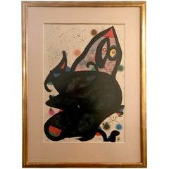 Joan Miro, Eustache