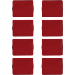 Charlotte Perriand Red CP1 Wall Lights