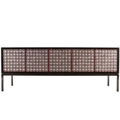 Le Grand Buffet by Nada Debs, Contemporary Buffet with Mother-of-Pearl Inlay