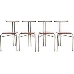 Mid-Century Modern Industrial Design Chairs Atelier Danois