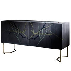 'Inverno' Wooden Sideboard