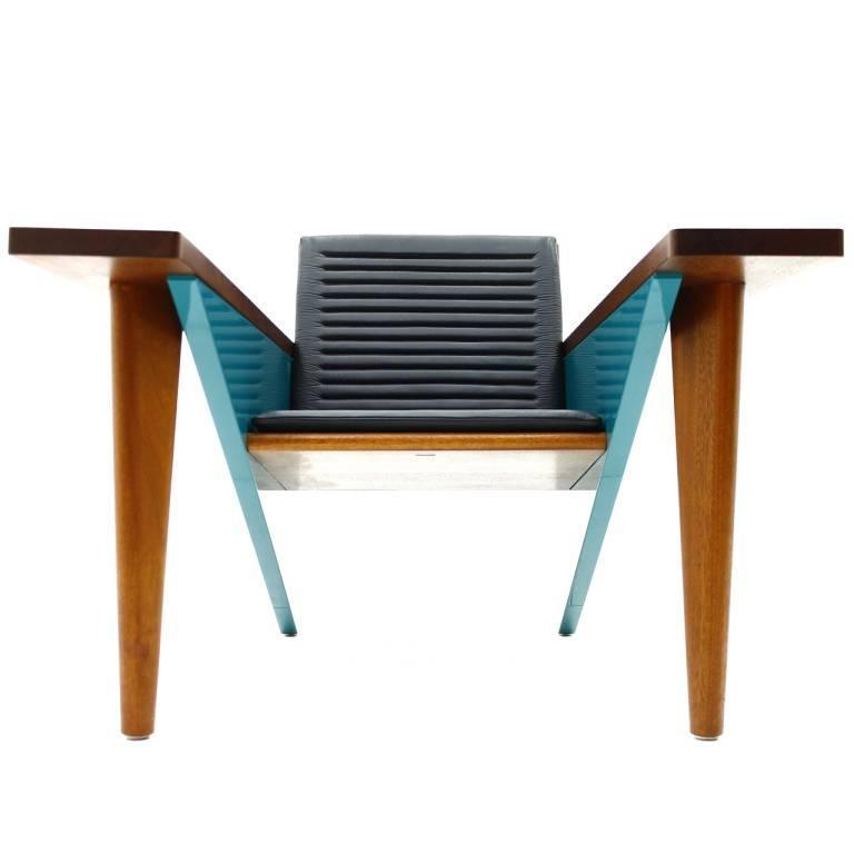 "Stefan Zwicky ""Lesestation"" Lounge Chair, Switzerland, 1987 For Sale"