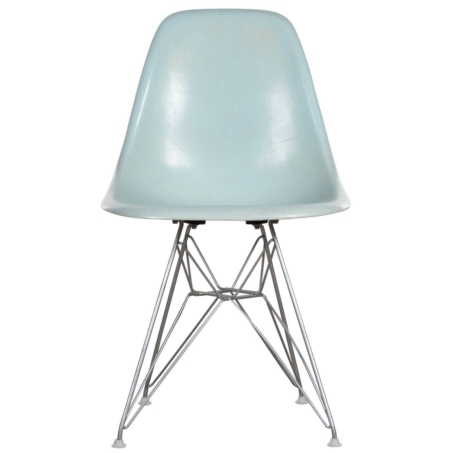 Charles and Ray Eames Dining Room Chairs 74 For Sale at 1stdibs