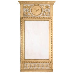 Classical Style Gilded Mirror
