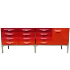 Mid-Century Raymond Loewy DF-2000 Cabinet
