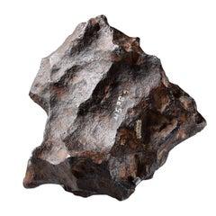 Superb Extra-Terrestrial Abstract Sculpture, Iron Meteorite