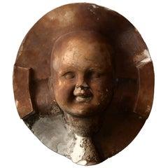 German Doll Mold