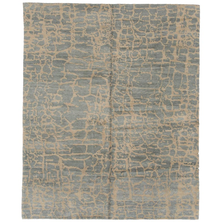 Modern Nepalese Tibetan Rug For Sale At 1stdibs