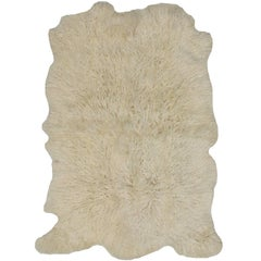 Nordic Inspiration Sheepskin Rug with Scandinavian Style and Danish Design
