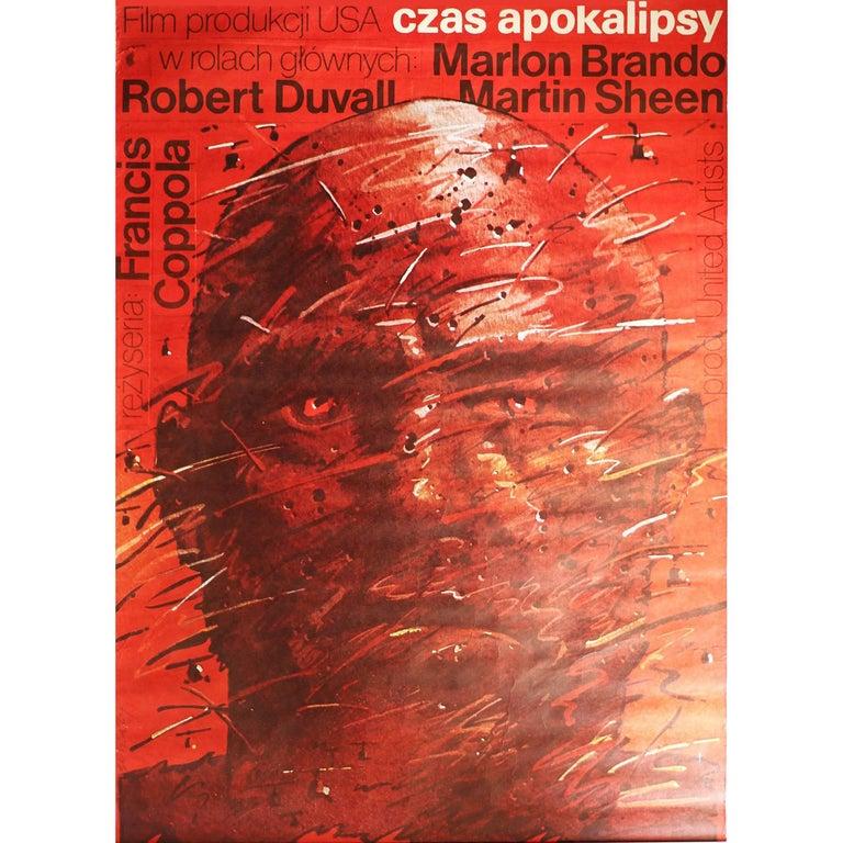 Apocalypse Now, Polish Movie Poster, 1981