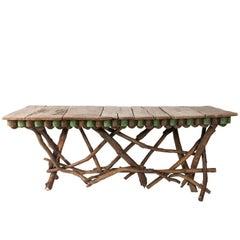 Twig Adirondack Table