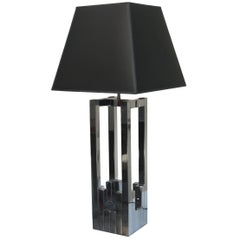 Willy Rizzo Designed Modernist Desk Lamp