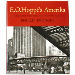 E. O. Hoppé's Amerika: Modernist Photographs from the 1920 First Edition