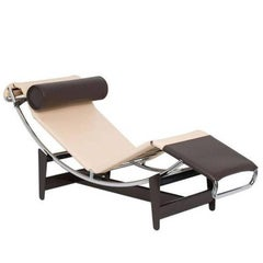 "Chaise Longue ""LC4 CP"" by Manufacturer Cassina Louis Vuitton Special Edition"
