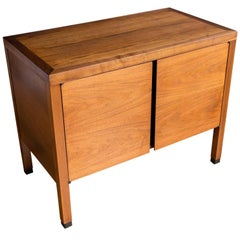 Walnut Cabinet Attributed to Paul McCobb for Directional