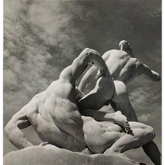 Framed Photo by Herbert List, Theseus and the Minotaur, Paris, 1936