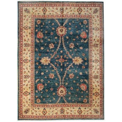 Green Persian Style Rugs living room rugs with Persian Rugs Zeigler Design Style