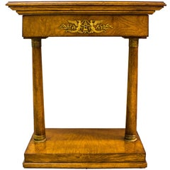 Small Console Table, Second Half of the 20th Century