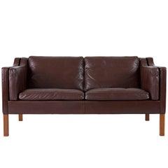 Børge Mogensen Model #2212 Two-Seat Sofa