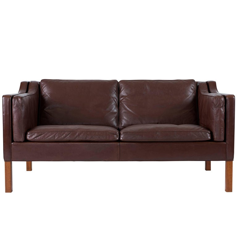 Børge Mogensen Model #2212 Two-Seat Sofa