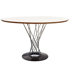 """Early 1960s """"Cyclone"""" Dining Table by Isamu Noguchi"""