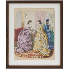 19th Century English Color Illustration