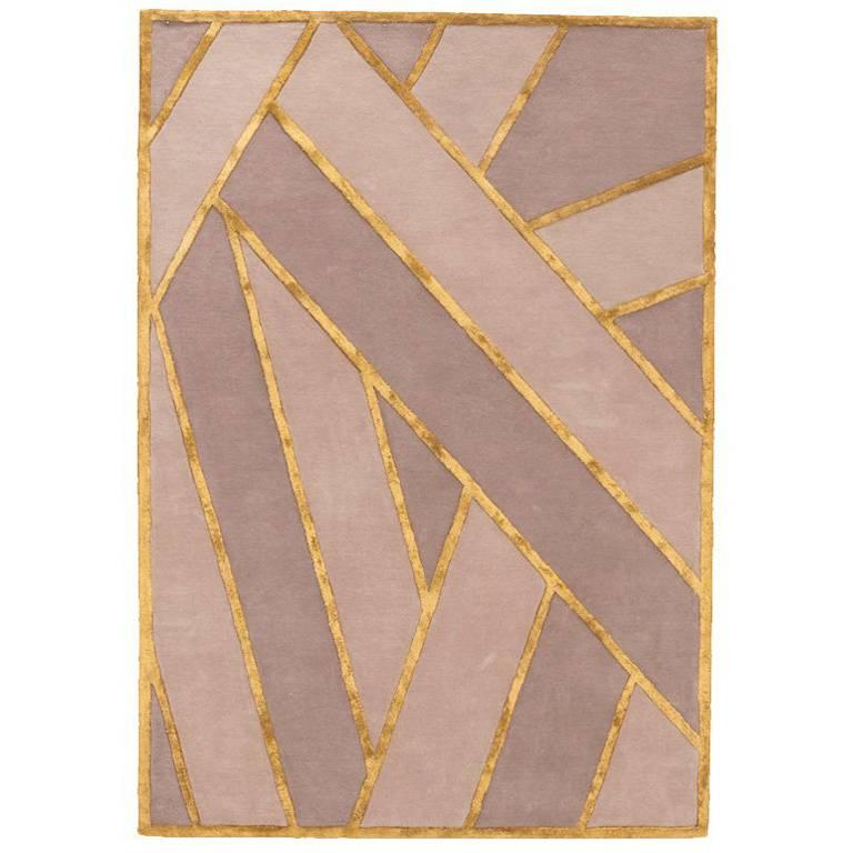 Nesso Rug By Matteo Cibic Contemporary Premium New Zealand Wool For