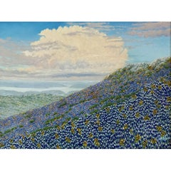"Daniel Kendrick Texas Bluebonnets ""The Magic Carpet"""