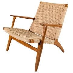 Hans Wegner Ch-25 Lounge Chair