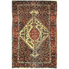 Fine Antique Persian Baktiary Rug