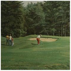 Merion Golf Club Print, Arthur Weaver