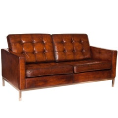 Mid-Century Sofa by Florence Knoll