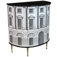Fornasetti Style Cabinet