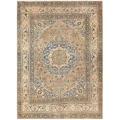 Antique Khorassan Persian Rug