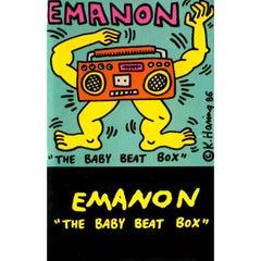 Keith Haring Baby Beat Box album art