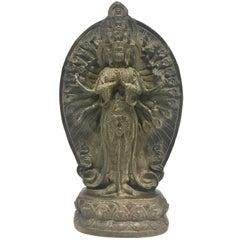 Fine Bronze Thousand-Hand Kwan Yin Statue