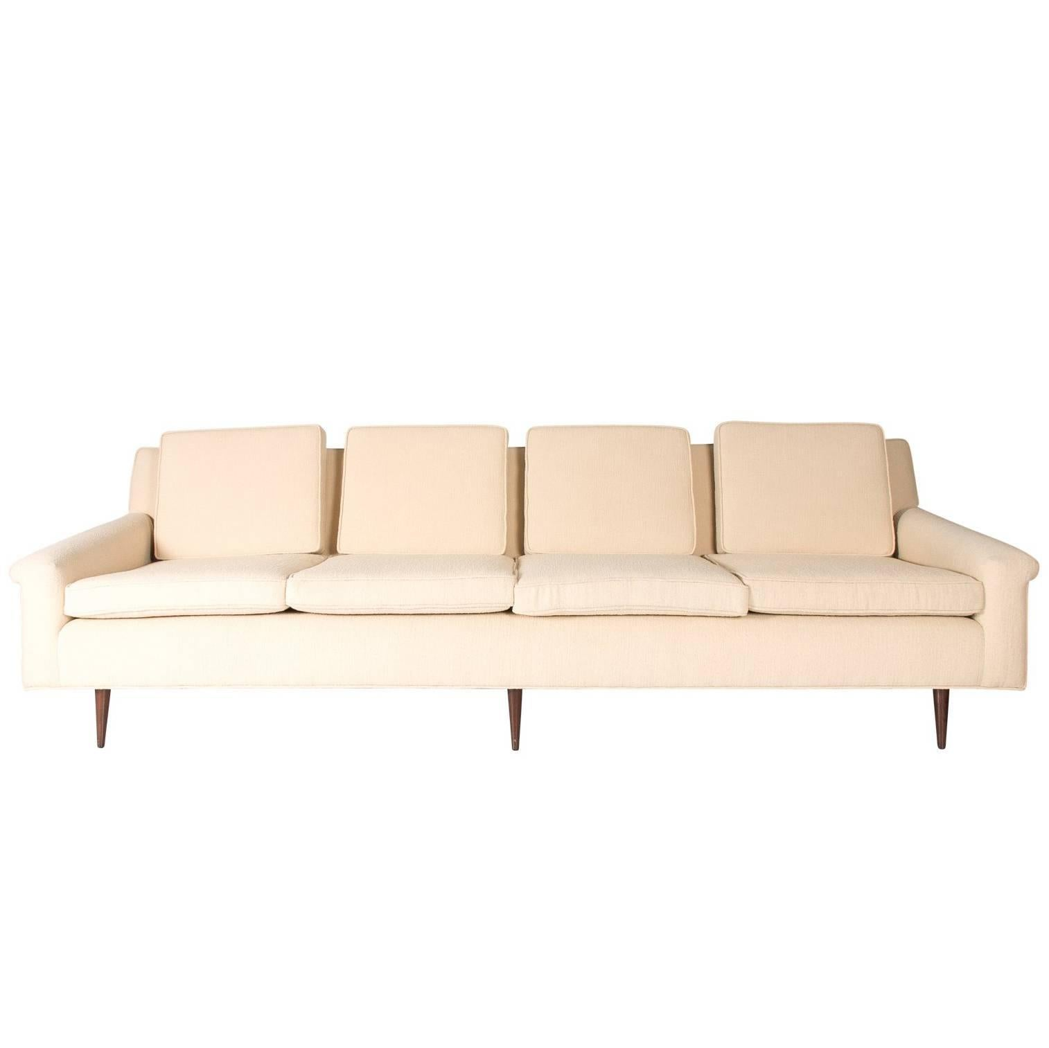 Milo Baughman Sofa for Thayer Coggin For Sale at 1stdibs