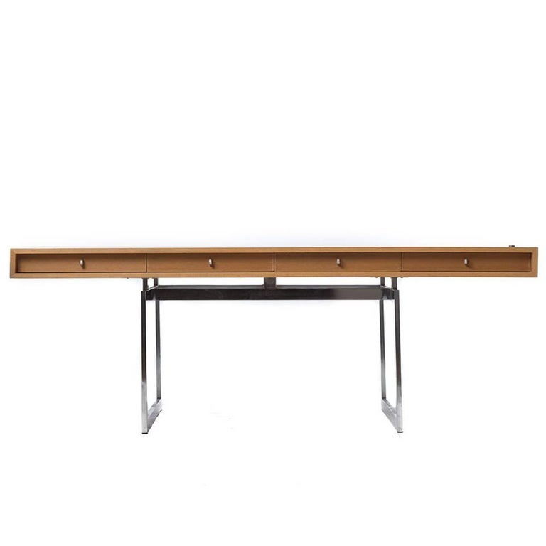 Danish Modern Bodil Kjaer Executive Desk