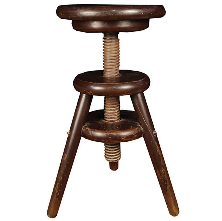 Chinese Turn Stool