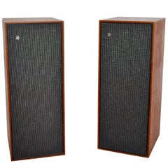 Speakers in Teak from B&O, 1960s, Denmark