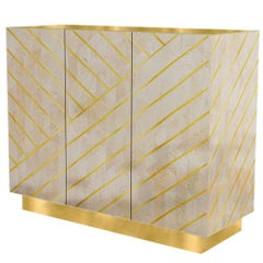 Nesso Sideboard Beige by Matteo Cibic for Scarlet Splendour