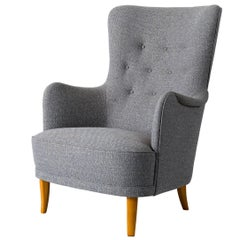 "Carl Malmsten ""Patronen"" Chair"