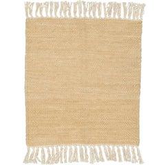 Contemporary Custom South African Mohair Carpet
